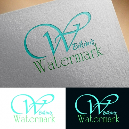 Retail Logo Design required by Watermark Bikinis